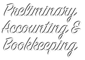 Preliminary Accounting & Bookkeeping - Quickbooks Online - South Calgary, AB logo